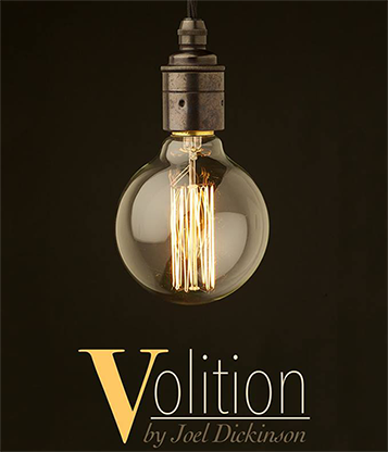 Volition By Joel Dickinson DOWNLOAD