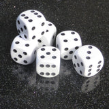 Forcing Dice Set of Six By Warped Magic