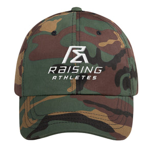 Raising Athletes Dad Hat - 7 Colors