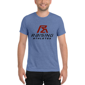 Raising Athletes Short Sleeve T-Shirt - 5 Colors