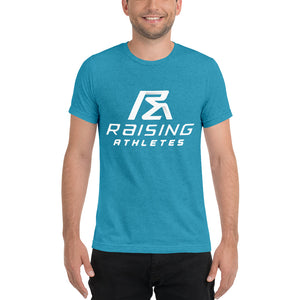 Raising Athletes Short Sleeve T-Shirt - 14 Colors