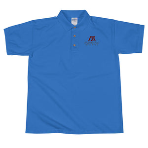 Raising Athletes Embroidered Polo Shirt - 3 Colors