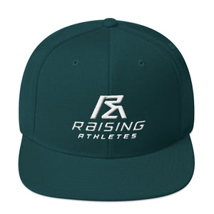 Raising Athletes Snapback Hat