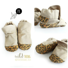 Wild Thing baby boots