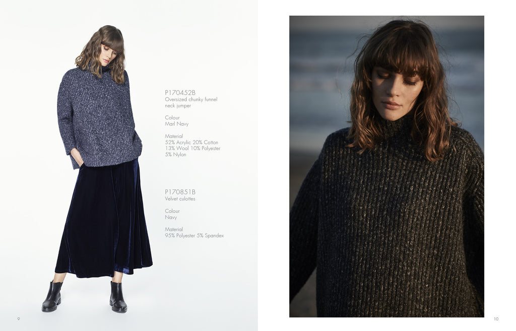 Look book -  AW 2017
