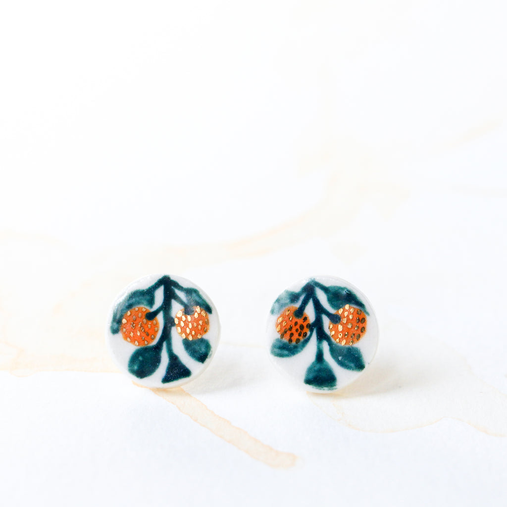 Clementine Earring #1