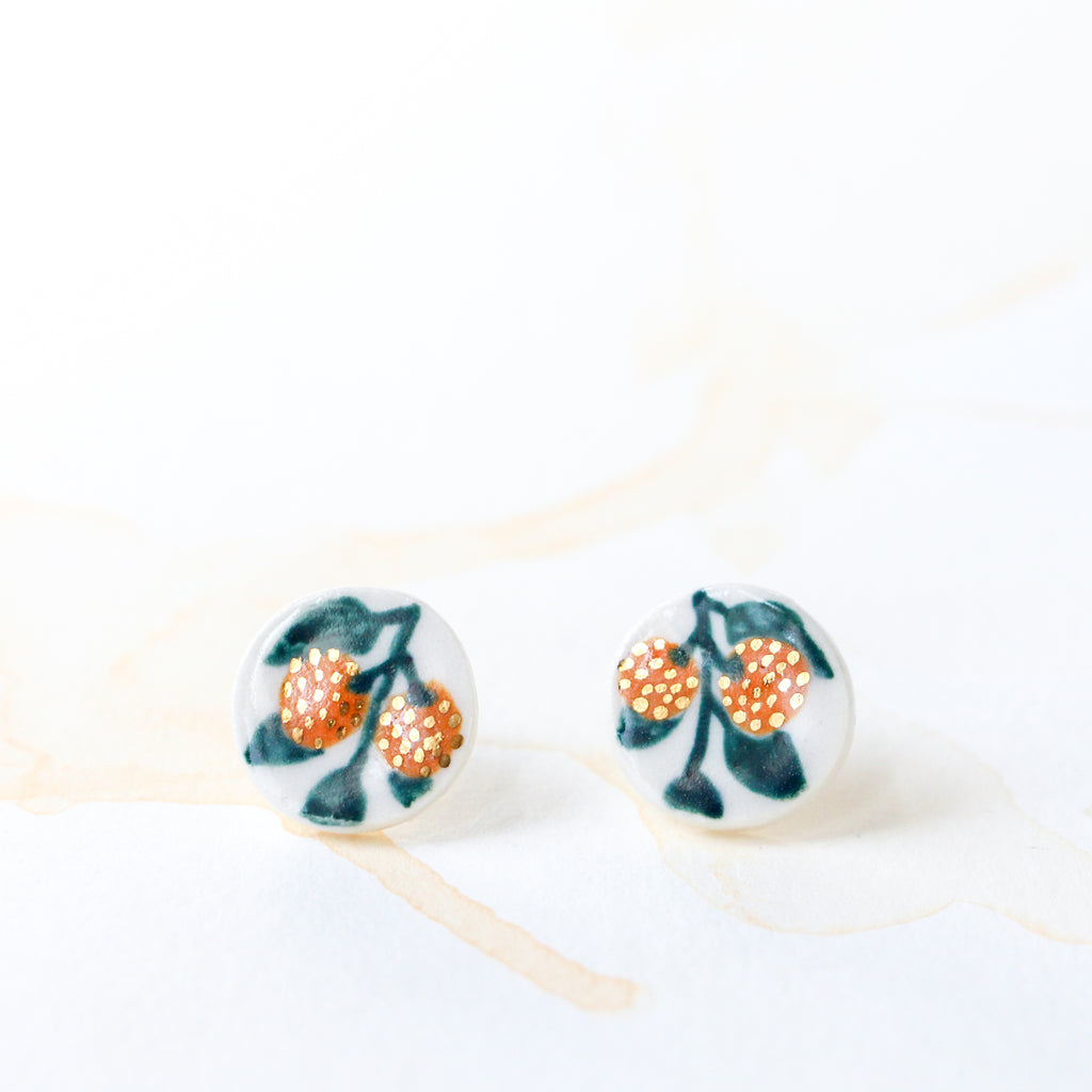Clementine Earring #2