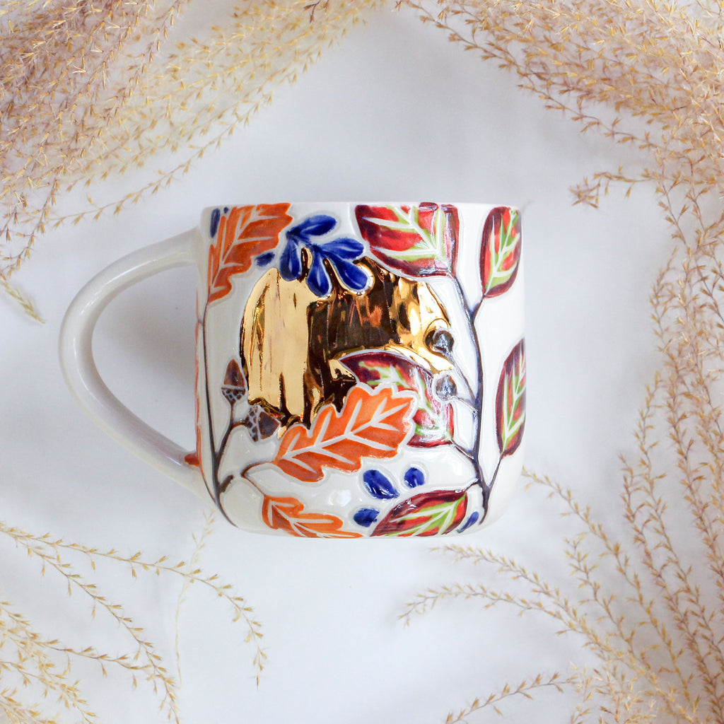 """FALL"" Limited Edition Mug"