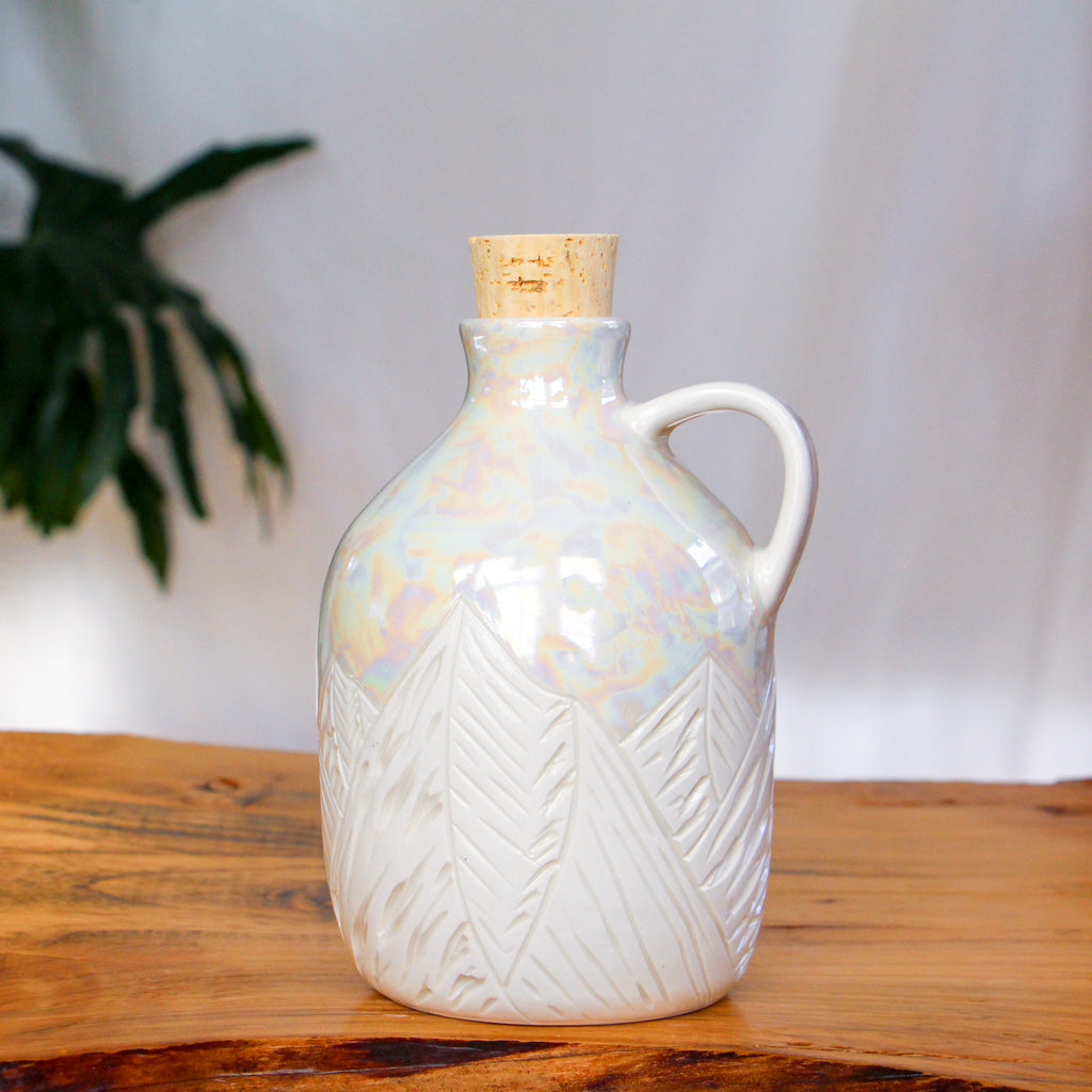 Pearl Mountain Jug