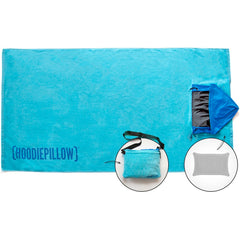 HoodiePillow 5-in-1 Beach Towel