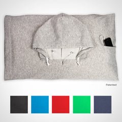 HoodiePillow® - Hooded Pillowcase