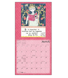 Curly Girl Mini Calendar 2017