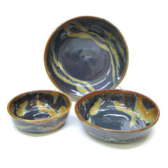 Goldstone Serving Bowls
