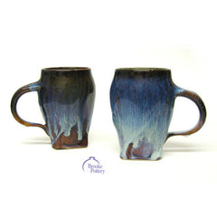 Campbell Carved Mug