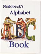 Nedobeck Alphabet Book - Hardcover