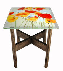 Peggy Karr Wild Poppies Collection