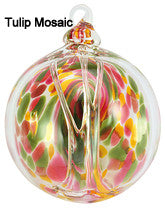 Spirit Ball Glass Ornaments