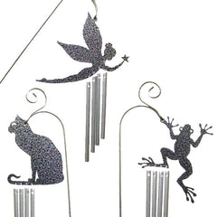Garden Stake Wind Chime