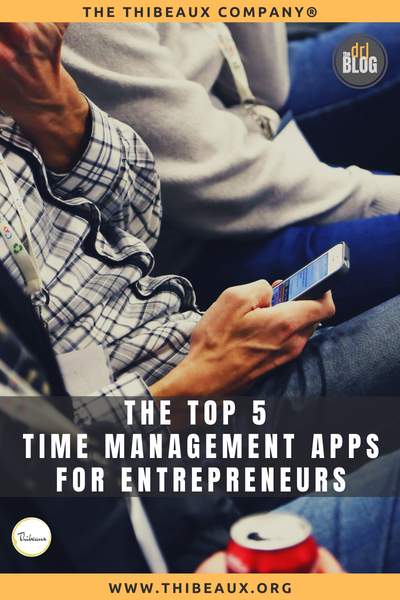 The Top 5 Time Management Apps for Entrepreneurs