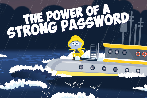 ONLINE COURSE - The Power of a Strong Password