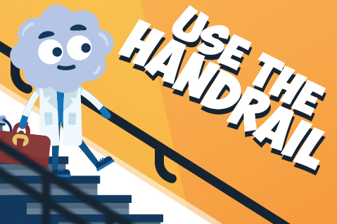 ONLINE COURSE - Use the Handrail