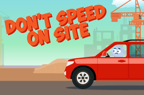 ONLINE COURSE - Don't Speed on Site