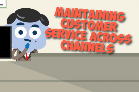 ONLINE COURSE - Maintaining Customer Service Across Channels