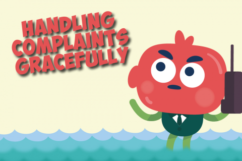 ONLINE COURSE - Handling Complaints Gracefully
