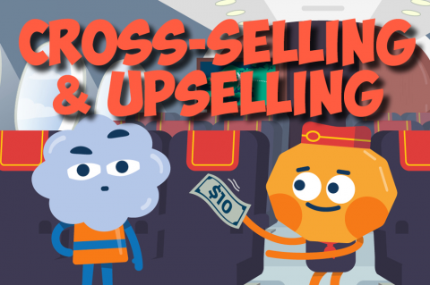 ONLINE COURSE - Cross-Selling and Upselling