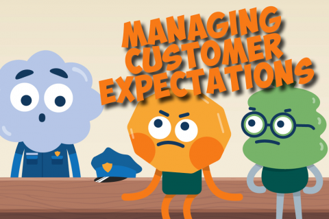 ONLINE COURSE - Managing Customer Expectations