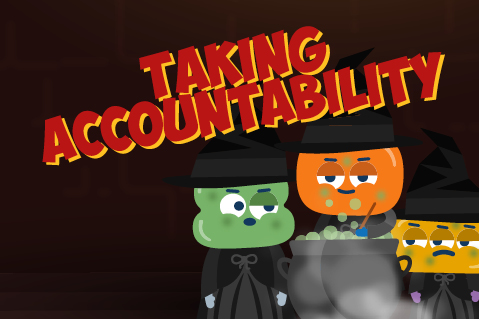 ONLINE COURSE - Taking Accountability