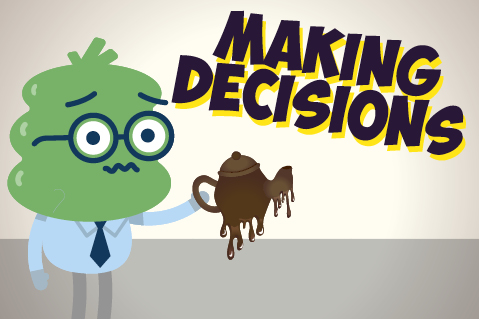 ONLINE COURSE - Making Decisions