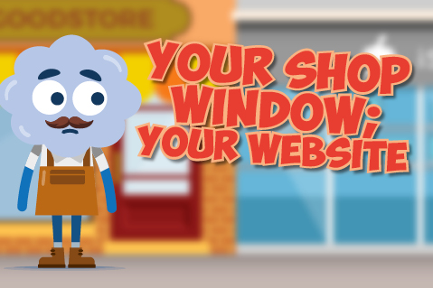 ONLINE COURSE - Your Shop Window, Your Website