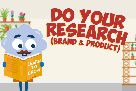 ONLINE COURSE - Do Your Brand and Product Research