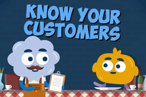 ONLINE COURSE - Know Your Customers