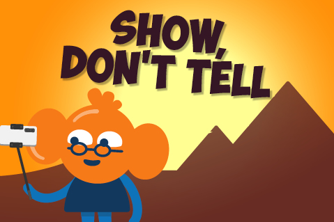 ONLINE COURSE - Show, Don't Tell