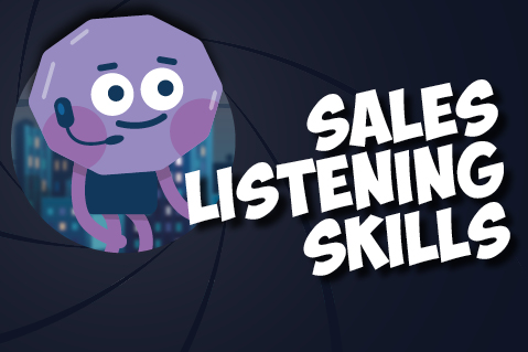 ONLINE COURSE - Sales Listening Skills
