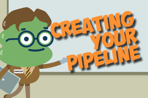 ONLINE COURSE - Creating Your Pipeline