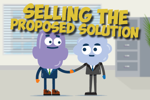 ONLINE COURSE - Selling the Proposed Solution