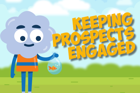 ONLINE COURSE - Keeping Prospects Engaged