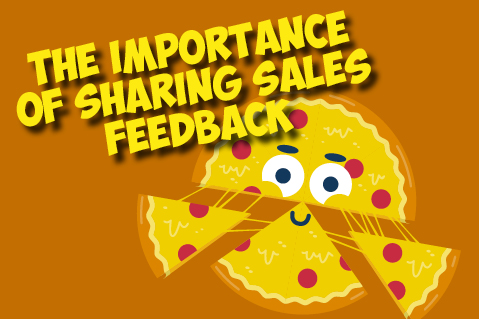 ONLINE COURSE - Importance of Sharing Sales Feedback