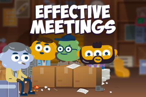 ONLINE COURSE - Effective Meetings