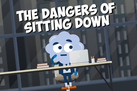 ONLINE COURSE - The Dangers of Sitting Down