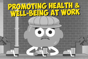 ONLINE COURSE - Promoting Health and Well-being at Work