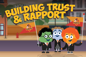 ONLINE COURSE - Building Trust and Rapport