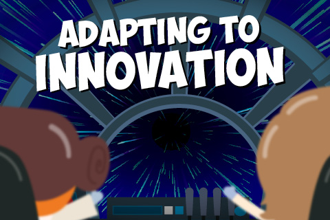 ONLINE COURSE - Adapting to Innovation