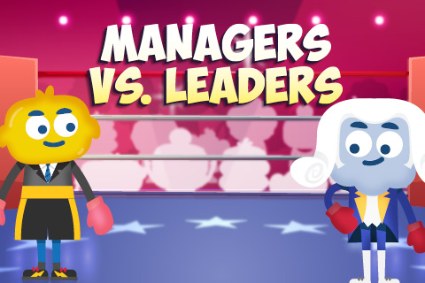 ONLINE COURSE - Managers vs Leaders