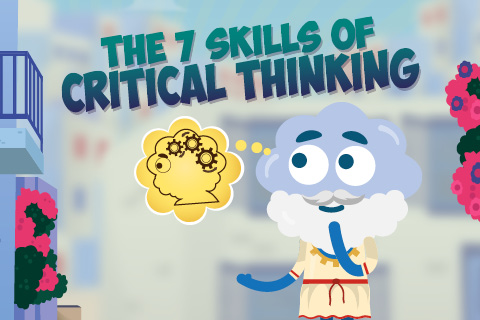 ONLINE COURSE - The 7 Skills of Critical Thinking