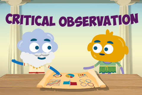 ONLINE COURSE - Critical Observation