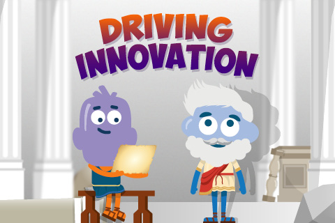 ONLINE COURSE - Driving Innovation